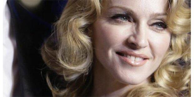 Madonna pilgert nach Israel - im Privatjet