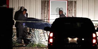 Massaker auf Party: Mehrere Tote und Verletzte