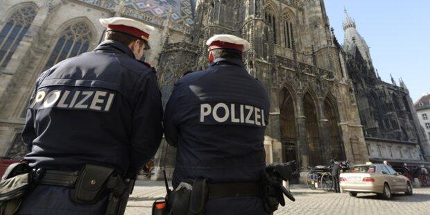 Wiener Polizist ist Top-Cop 2014