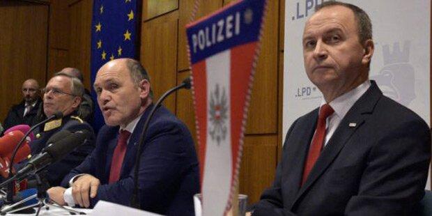 Oberster Polizeichef Kogler wechselt nach NÖ