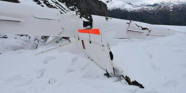50-jähriger Pilot stirbt bei Flugzeug-Absturz