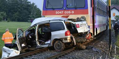 Horror-Crash: Lenker fuhr ohne Führerschein
