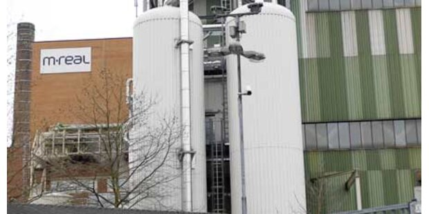 Arbeiter atmete Giftgas ein