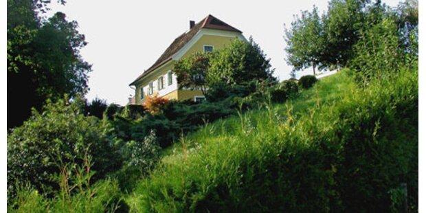 Arnies Geburtshaus wird jetzt Museum