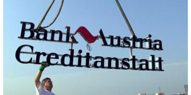 """Bank Austria trennt sich von """"CA"""""""