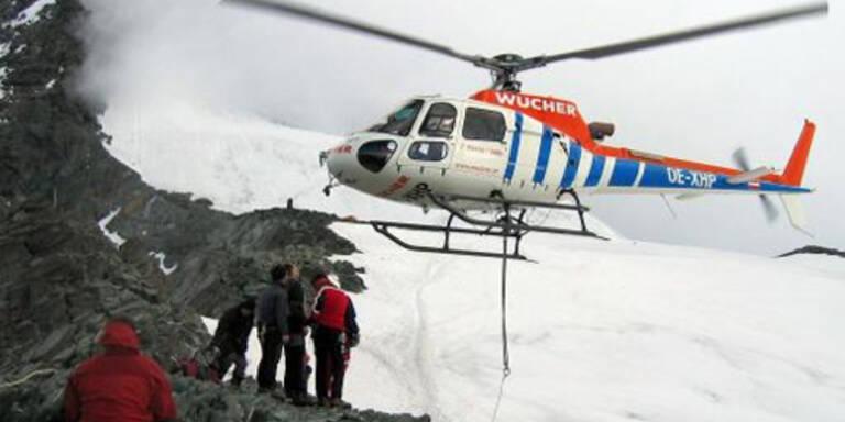 Oberösterreicher raste gegen Felsen - tot