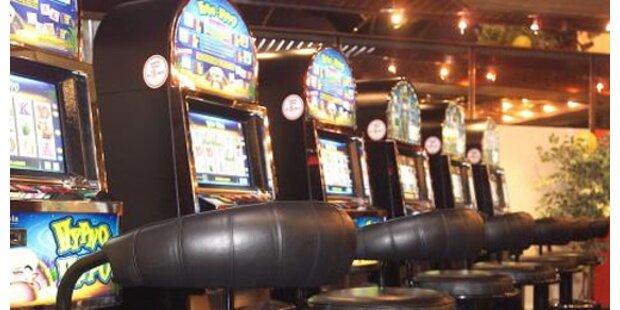 Betrunkener Kärntner verwüstet Casino
