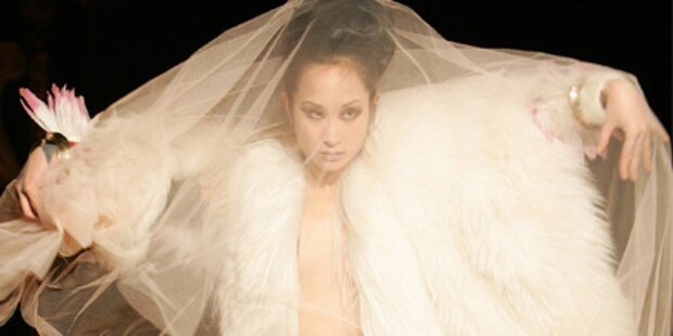 Pariser Fashion Week definiert Trends