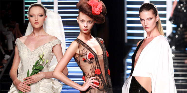 AltaRoma: Haute Couture auf italienisch