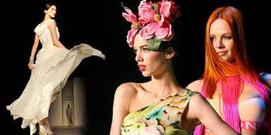 Best of Hitze! Fashionweek Australien