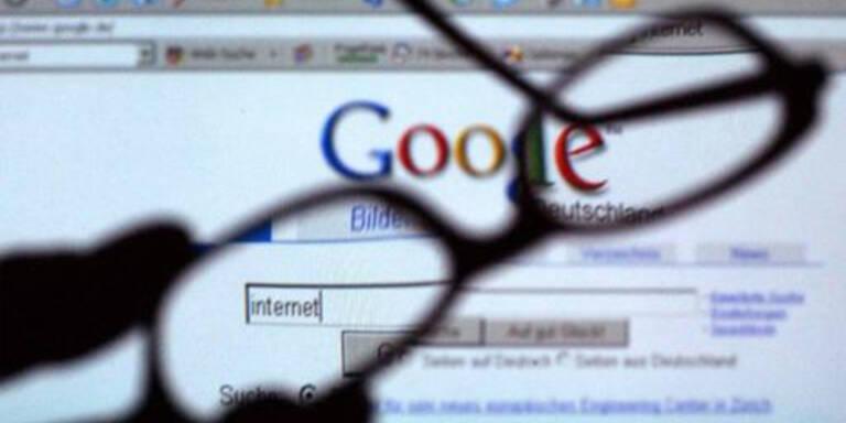 """Google.de von Privatperson """"gekapert"""""""