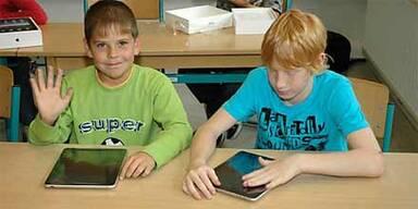 """Erste """"iPad-Klassen"""" Österreichs starten"""