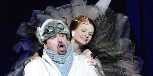 Tolle Klassik-Woche: Täglich Opern-Stars