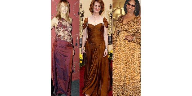 Die Flop-Roben der Oscar-Nacht