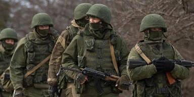 Russischer Soldat erschießt 8 Kameraden