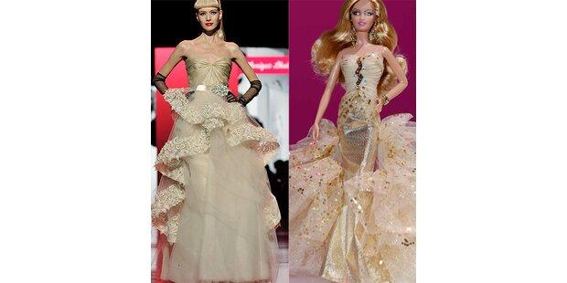 Fashion Week New York feierte Barbies Geburtstag