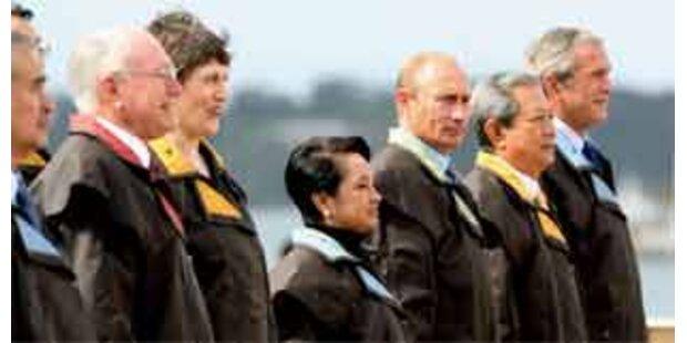 APEC beschließt nicht bindende Klimaschutzziele