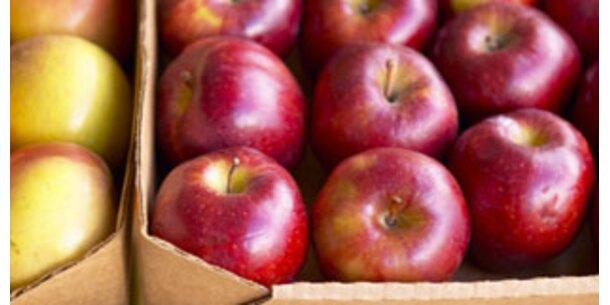 AMA-Siegel nur für rückstandsfreie Äpfel