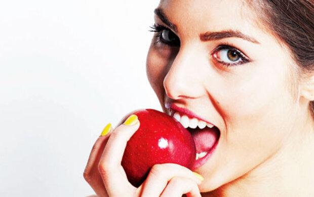 Äpfel bremsen den Alterungsprozess