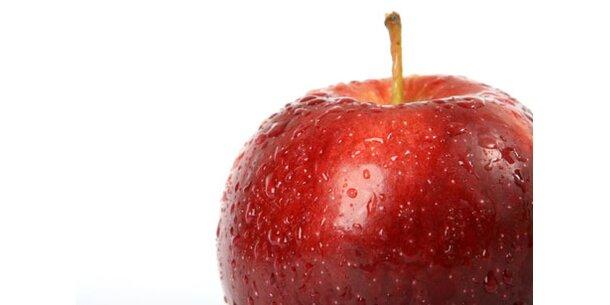 Ein Apfel am Tag wirkt Wunder