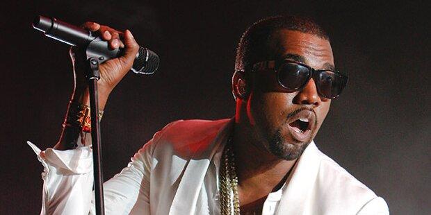 Kanye West für Hitler-Aussage ausgebuht