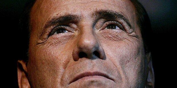 Arrivederci, Silvio Berlusconi!