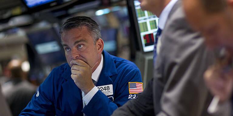 US-Börsen schließen etwas tiefer