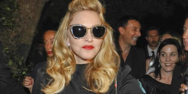 Fies: Madonna spottet über Fan-Geschenk