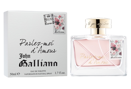 John Galliano Taylor Momsen Parfum
