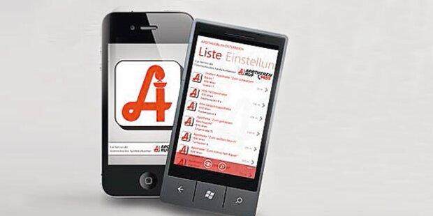 Apotheken-App für Smartphones ist da