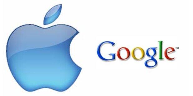 Apple & Google-Verflechtung löst sich