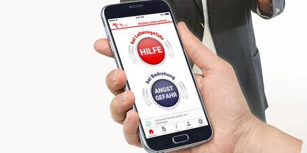 Neue Gratis-App soll Leben retten
