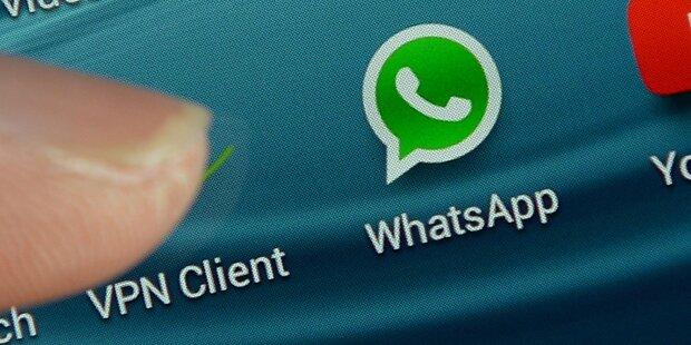 WhatsApp rettete verunglückten Maler