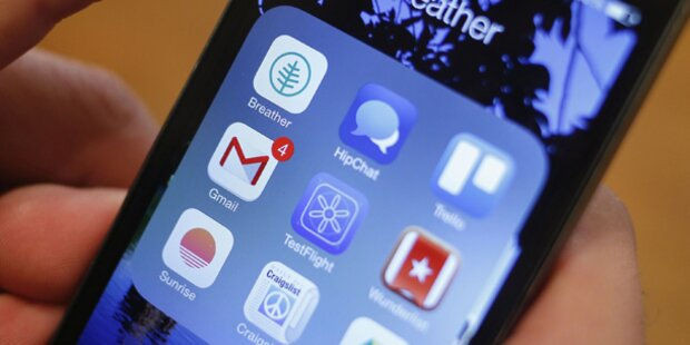 Apps boomen so stark wie nie