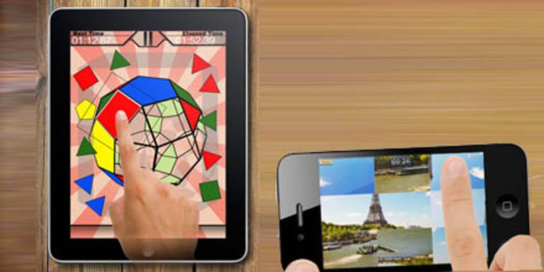 Die neuesten Spiele für iPhone, iPad & iPod