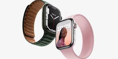 Apple Watch 7 punktet mit modernerer Optik