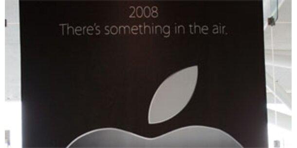 Apple mit Rekordergebnis