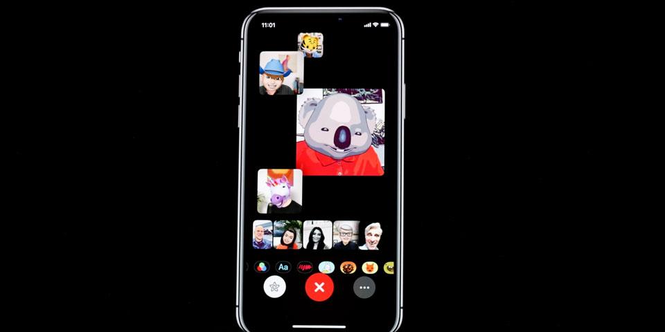 apple macht iphone user mit ios 12 zu 3d emojis alle. Black Bedroom Furniture Sets. Home Design Ideas