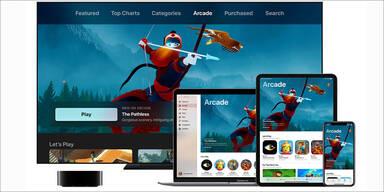 Apple Arcade mischt Spiele-Markt auf