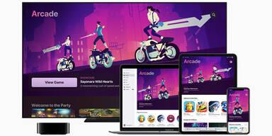 Apple macht Spiele-Abo Arcade billiger