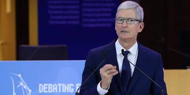Apple-Chef vergleicht Facebook mit Militär