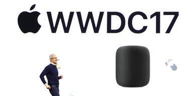 Apple geift mit iOS 11, Siri-Lautsprecher & Co an