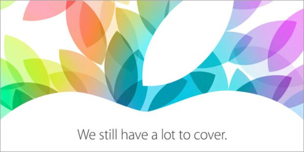 Apple lädt zur iPad-Präsentation