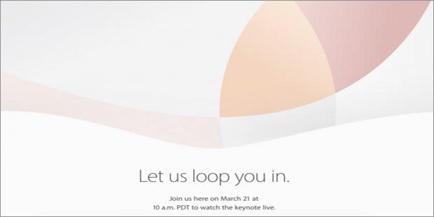 Neues iPhone SE kommt am 21. März