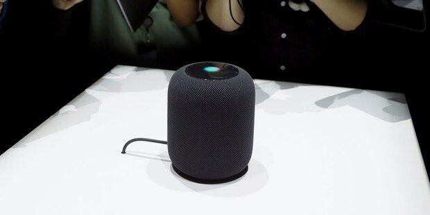 So funktioniert der Siri-Lautsprecher