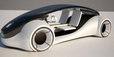 "Apple Auto ""iCar"" nimmt Formen an"