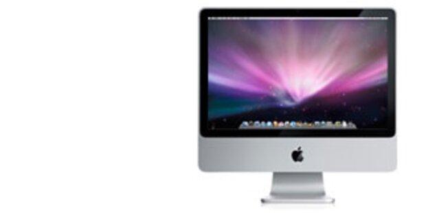 Apple verbessert iMac