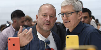 Apple verliert seinen Design-Chef