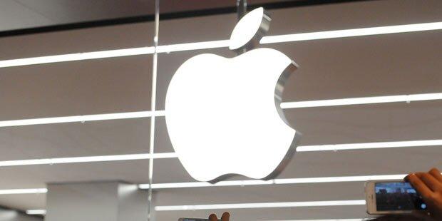 Apple investiert 1,7 Mrd. Euro in Europa