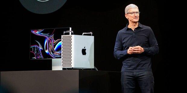 EU und Apple streiten um 13 Mrd. Euro